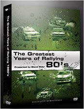 The Greatest Years of Rallying 80's