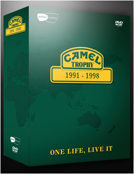Camel Trophy Box Set