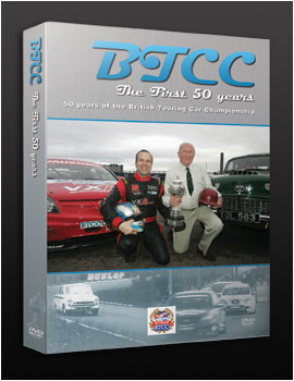 The First 50 Years of BTCC